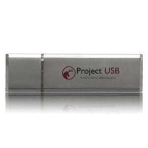 Aluminium Element USB Flash Drive Aluminium Element Memory Stick