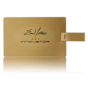 Business Card USB Flash Drives Business Card Memory Sticks